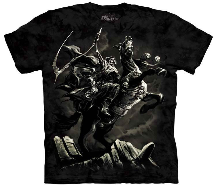 The Mountain - Pale Horse T-Shirt