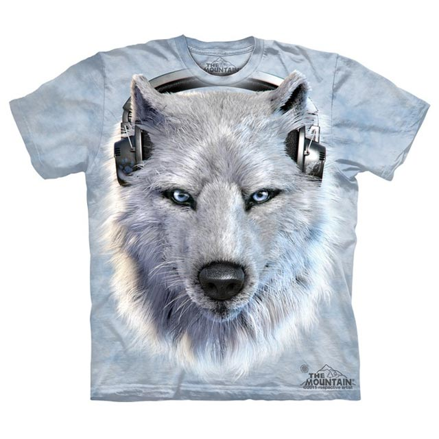 The Mountain - White Wolf DJ - Youth