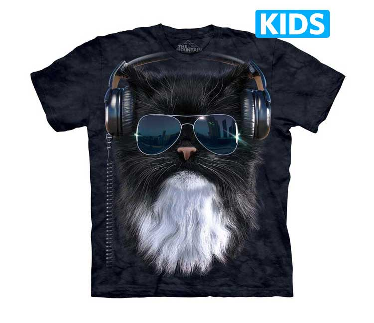 The Mountain - Cool Cat Kids