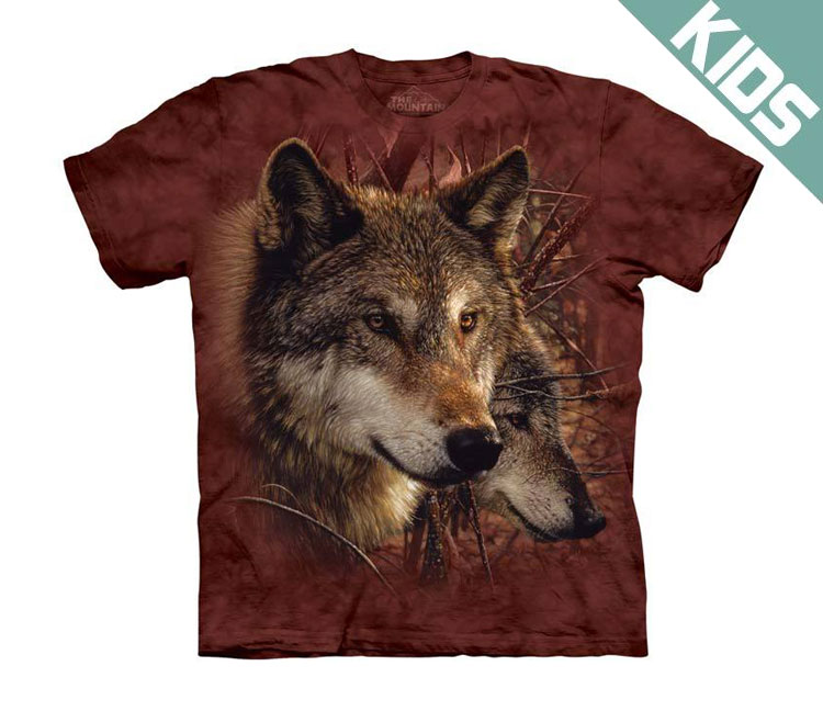 The Mountain - Forest Wolves Kids