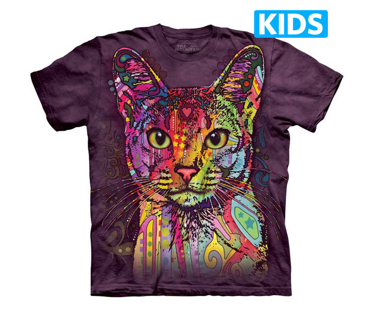 The Mountain - Abyssinian Kids T-Shirt