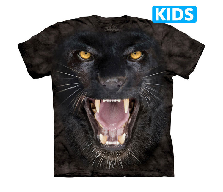 The Mountain - Aggressive Panther Kids
