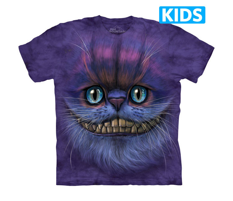 The Mountain - Big Face Cheshire Cat Kids