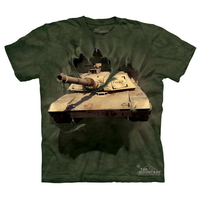 The Mountain - M1 Abrams Tank Breakthru - Youth