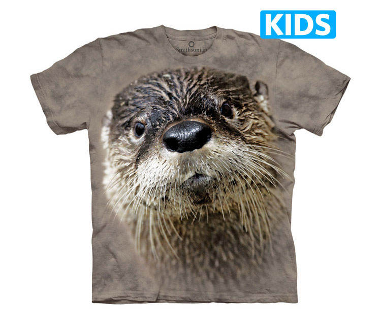 The Mountain - North American River Otter Kids