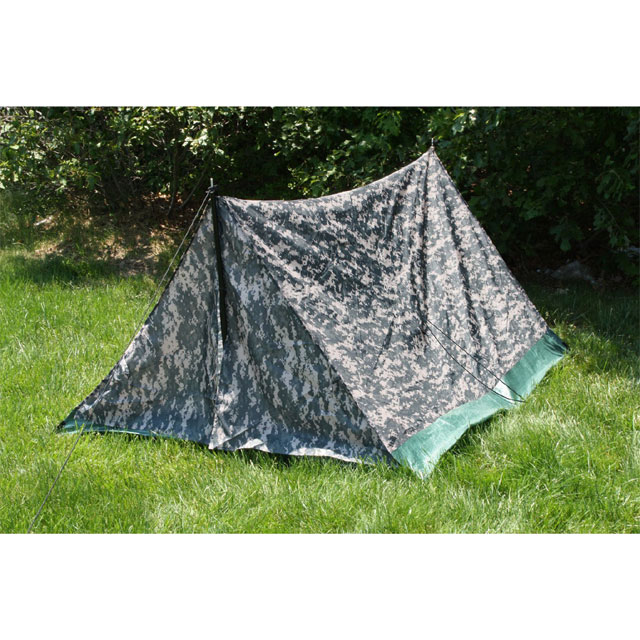 Rothco - Camo Two Man Trail Tent