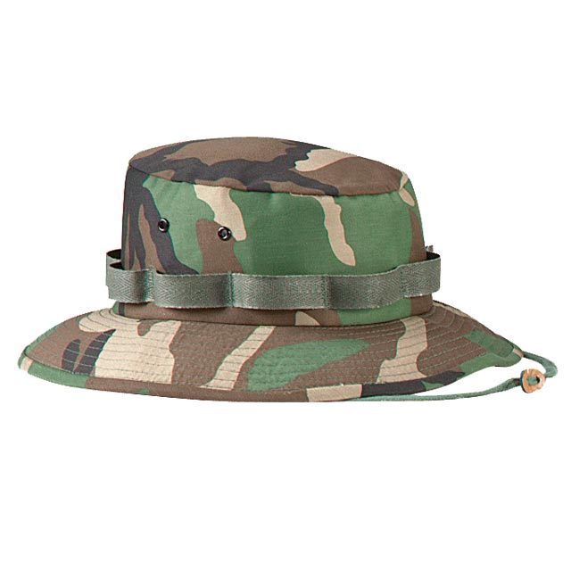 Rothco - Woodland Camo Jungle Hats