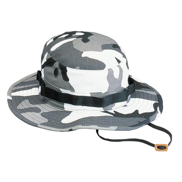 Rothco - City Camo Ultra Force Boonie Hat