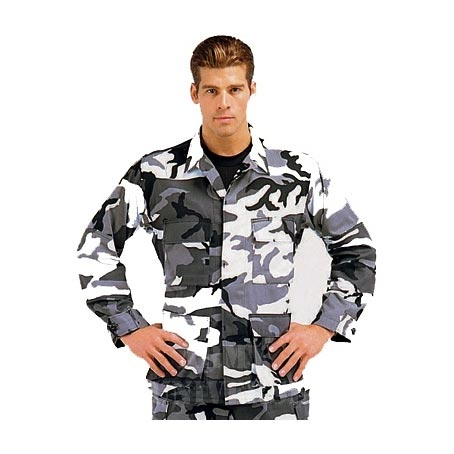 Rothco - City Camo BDU Shirt