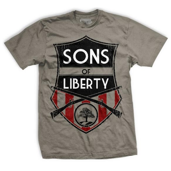Ranger Up - Sons of Liberty Normal-Fit T-Shirt