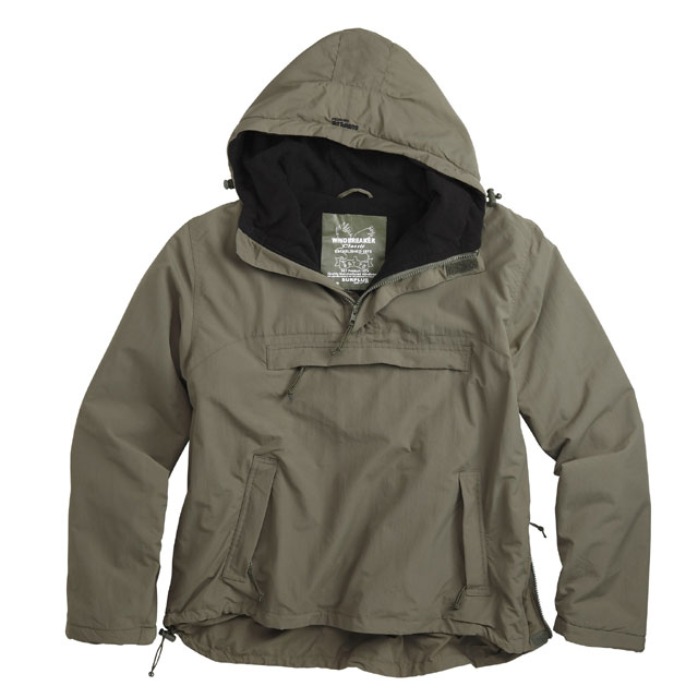 Surplus - Windbreaker - Olive