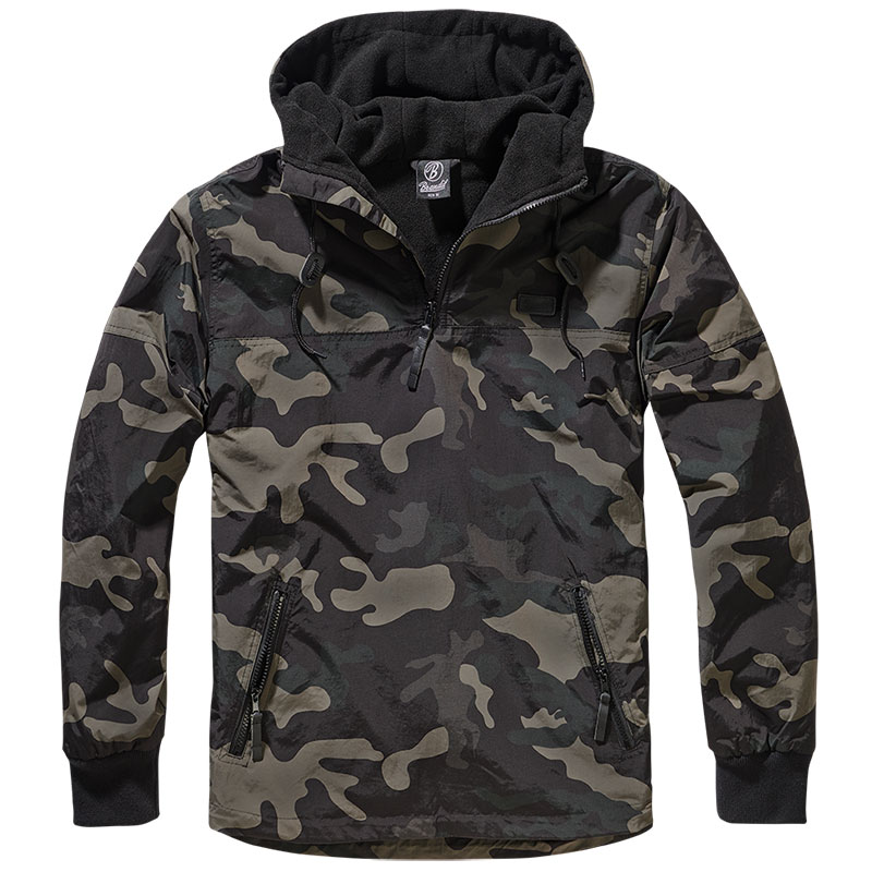 Brandit - Luke Windbreaker - Dark Camo