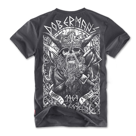 Dobermans - Viking II T-shirt - Steel