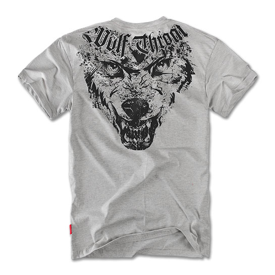 Dobermans - Wolf Throat II T-shirt - Grey