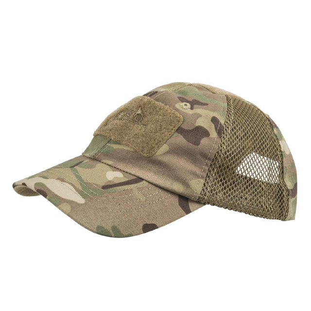 Helikon-Tex - Tactical Baseball Vent Cap - Camouflage