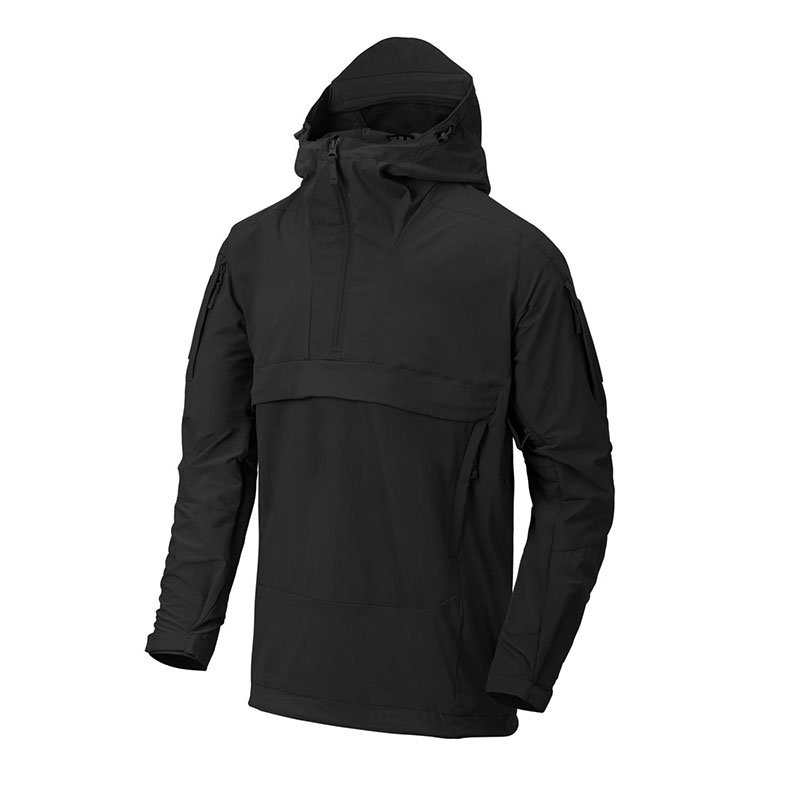 Helikon-Tex - MISTRAL Anorak Jacket - Soft Shell - Black