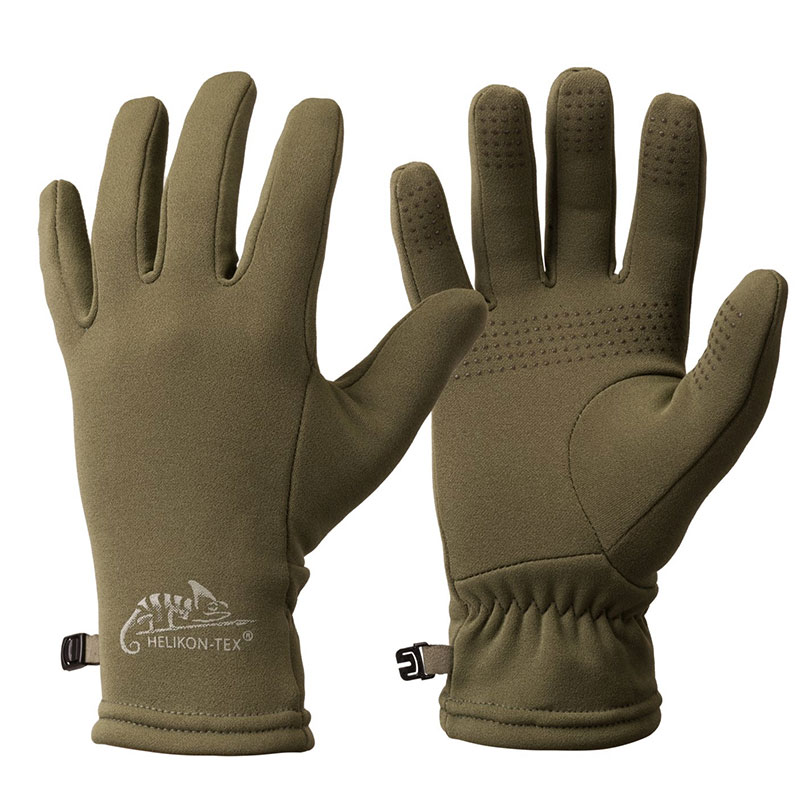 Helikon-Tex - Trekker Outback Gloves - Olive Green