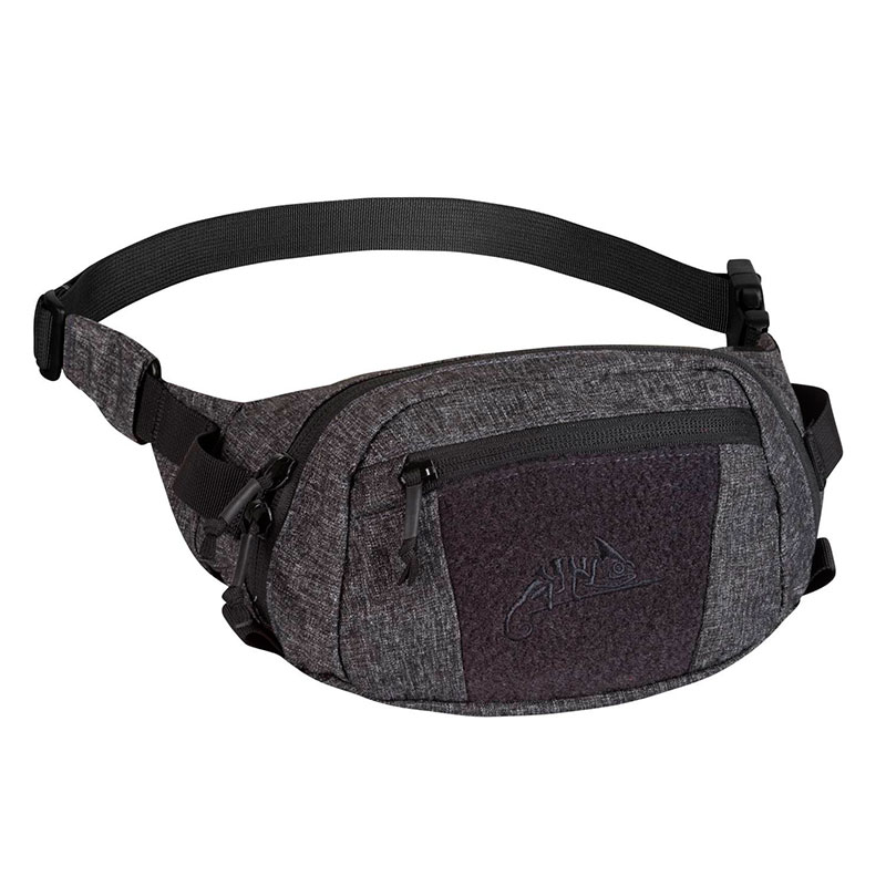 Helikon-Tex - Possum Waist Pack - Nylon - Melange Black-Grey