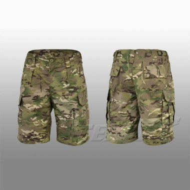 TEXAR - WZ10 shorts - MC Camo