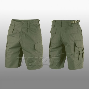 TEXAR - WZ10 shorts - Olive