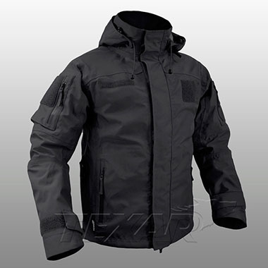 TEXAR - CONGER Jacket - Black