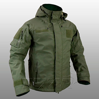 TEXAR - CONGER Jacket - Olive