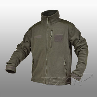 TEXAR - Fleece jacket ECWCS II - Olive