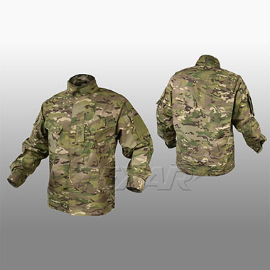 TEXAR - WZ10 shirt rip-stop - mc camo