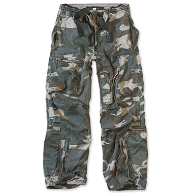 Surplus - Infantry Cargo - Nightcamo
