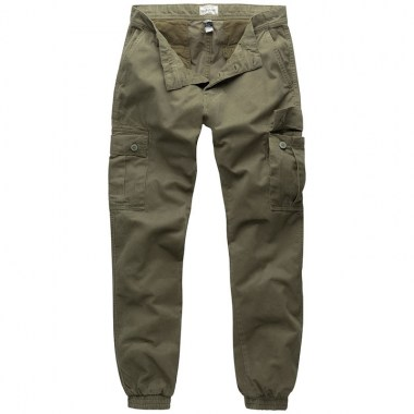 Surplus - Bad Boys Pants - Olive Washed