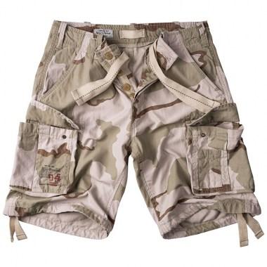 Surplus - Airborne Vintage Shorts - 3 Color Desert