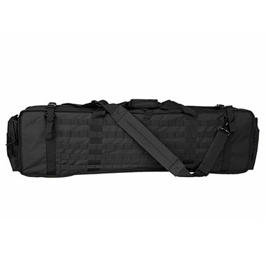 101 inc - Double rifle bag mammoet - Black