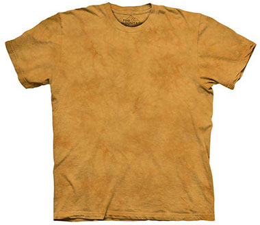 The Mountain - Yellow Gourd T-Shirt