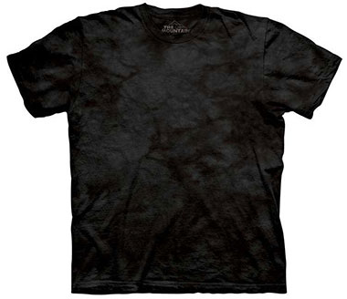 The Mountain - Black T-Shirt