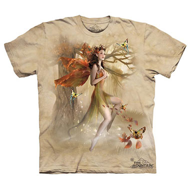 The Mountain - Fairy Forest Meadow T-Shirt