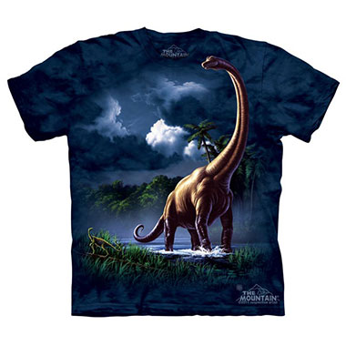 The Mountain - Brachiosaurus