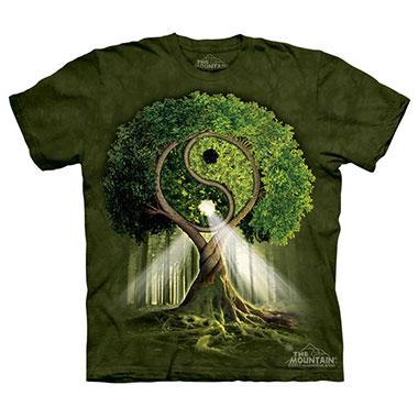 The Mountain - Yin Yang Tree