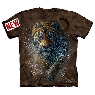 The Mountain - Tiger Splash