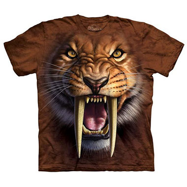 The Mountain - Sabertooth Tiger