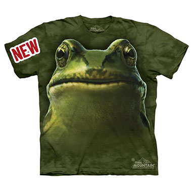 The Mountain - Frog Head