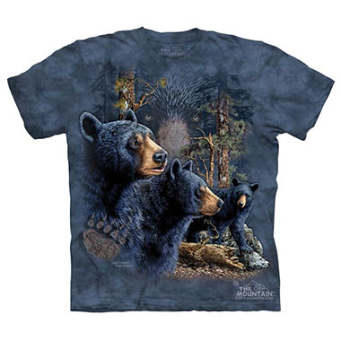 The Mountain - Find 13 Black Bears