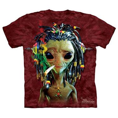 The Mountain - Jammin Alien