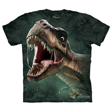 The Mountain - T-Rex Roar