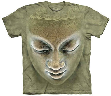 The Mountain - Big Face Buddha