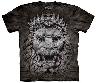 The Mountain - Big Face King Lion