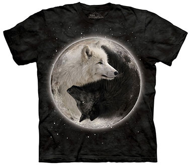 The Mountain - Yin Yang Wolves