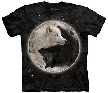 The Mountain - Yin Yang Wolves