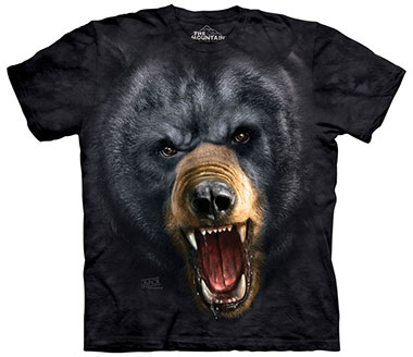 The Mountain - Aggressive Nature: Black Bear