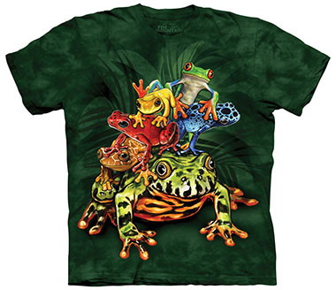 The Mountain - Frog Pile