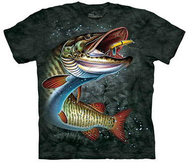 The Mountain - Muskie T-Shirt